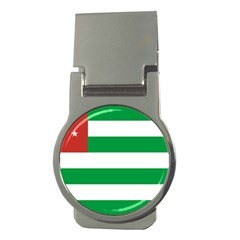 Flag Of Abkhazia Money Clips (round)