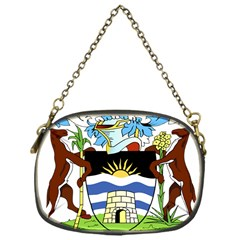 Coat Of Arms Of Antigua And Barbuda Chain Purses (one Side)  by abbeyz71