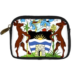 Coat Of Arms Of Antigua And Barbuda Digital Camera Cases by abbeyz71