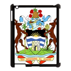 Coat Of Arms Of Antigua And Barbuda Apple Ipad 3/4 Case (black) by abbeyz71