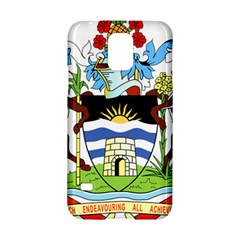 Coat Of Arms Of Antigua And Barbuda Samsung Galaxy S5 Hardshell Case  by abbeyz71