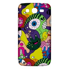 Another Weird Pattern Samsung Galaxy Mega 5 8 I9152 Hardshell Case  by Jojostore