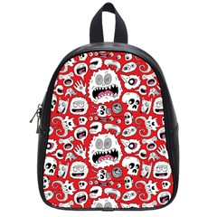 Another Monster Pattern School Bags (small)  by Jojostore