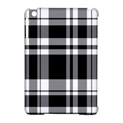 Black Apple Ipad Mini Hardshell Case (compatible With Smart Cover)