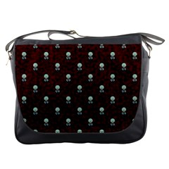 Bloody Cute Zombie Messenger Bags