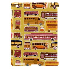 Bus Cartoons Logo Apple Ipad 3/4 Hardshell Case (compatible With Smart Cover)
