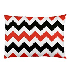 Colored Chevron Printable Pillow Case (two Sides)