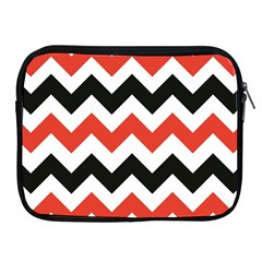 Colored Chevron Printable Apple Ipad 2/3/4 Zipper Cases
