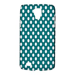 Circular Pattern Blue White Galaxy S4 Active by Jojostore