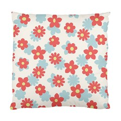 Flower Pink Standard Cushion Case (one Side) by Jojostore