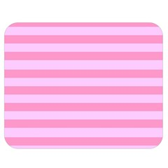 Fabric Baby Pink Shades Pale Double Sided Flano Blanket (medium)  by Jojostore