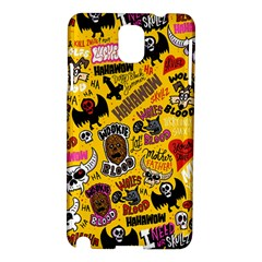 Lolzig Pattern Samsung Galaxy Note 3 N9005 Hardshell Case by Jojostore