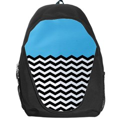 Color Block Jpeg Backpack Bag by Jojostore