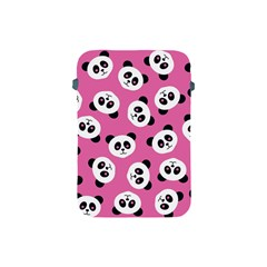 Cute Panda Pink Apple Ipad Mini Protective Soft Cases