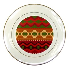 Background Plot Fashion Porcelain Plates