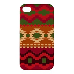 Background Plot Fashion Apple Iphone 4/4s Premium Hardshell Case
