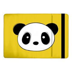 Face Panda Cute Samsung Galaxy Tab Pro 10 1  Flip Case by Jojostore