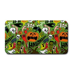 Halloween Pattern Medium Bar Mats by Jojostore
