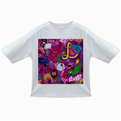 Pattern Monsters Infant/toddler T Shirts