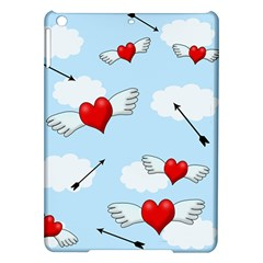 Love Hunting Ipad Air Hardshell Cases by Valentinaart