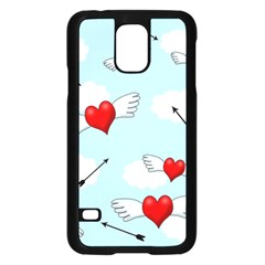 Love Hunting Samsung Galaxy S5 Case (black) by Valentinaart