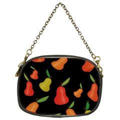 Pears Pattern Chain Purses (one Side)  by Valentinaart