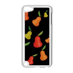 Pears Pattern Apple Ipod Touch 5 Case (white) by Valentinaart