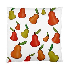 Decorative Pears Pattern Standard Cushion Case (two Sides) by Valentinaart