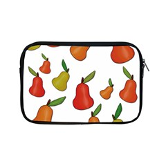 Decorative Pears Pattern Apple Ipad Mini Zipper Cases by Valentinaart