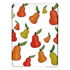 Decorative Pears Pattern Ipad Air Hardshell Cases by Valentinaart