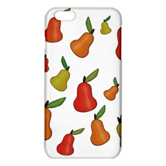Decorative Pears Pattern Iphone 6 Plus/6s Plus Tpu Case by Valentinaart