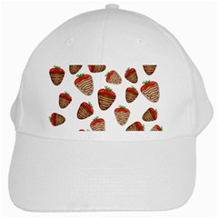 Chocolate Strawberries  White Cap