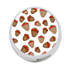 Chocolate Strawberries  4 Port Usb Hub (one Side) by Valentinaart