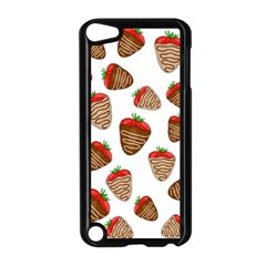 Chocolate Strawberries  Apple Ipod Touch 5 Case (black) by Valentinaart