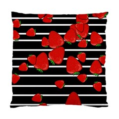 Strawberries  Standard Cushion Case (one Side)