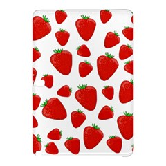 Decorative Strawberries Pattern Samsung Galaxy Tab Pro 10 1 Hardshell Case by Valentinaart