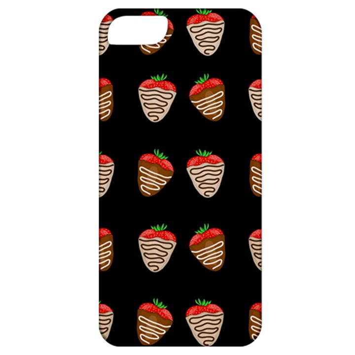 Chocolate strawberies Apple iPhone 5 Classic Hardshell Case