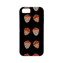 Chocolate Strawberies Apple Iphone 5 Classic Hardshell Case (pc+silicone)