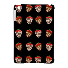 Chocolate Strawberies Apple Ipad Mini Hardshell Case (compatible With Smart Cover) by Valentinaart