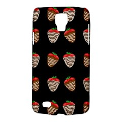 Chocolate Strawberies Galaxy S4 Active by Valentinaart