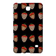 Chocolate Strawberies Samsung Galaxy Tab 4 (8 ) Hardshell Case  by Valentinaart
