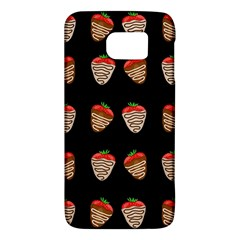 Chocolate Strawberies Galaxy S6 by Valentinaart