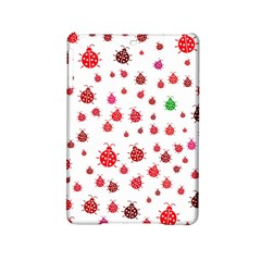 Beetle Animals Red Green Fly Ipad Mini 2 Hardshell Cases by Amaryn4rt
