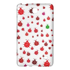 Beetle Animals Red Green Fly Samsung Galaxy Tab 4 (8 ) Hardshell Case  by Amaryn4rt