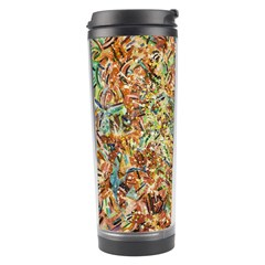 Art Modern Painting Acrylic Canvas Travel Tumbler by Amaryn4rt