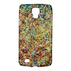 Art Modern Painting Acrylic Canvas Galaxy S4 Active by Amaryn4rt