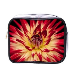 Bloom Blossom Close Up Flora Mini Toiletries Bags by Amaryn4rt