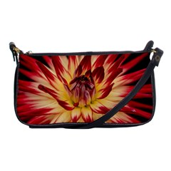 Bloom Blossom Close Up Flora Shoulder Clutch Bags by Amaryn4rt