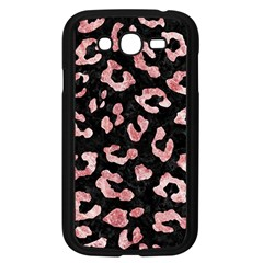 Skin5 Black Marble & Red & White Marble (r) Samsung Galaxy Grand Duos I9082 Case (black) by trendistuff