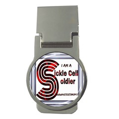 Sicklecell Money Clip (round) by shawnstestimony